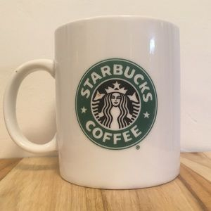 Vintage 1999 Starbucks Coffee Mug